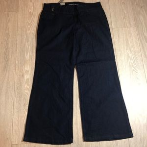 Touch Me Bootcut Jeans Size 20